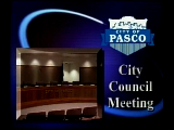 City Council Meeting, March 7, 2011