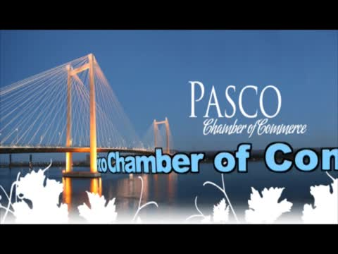 Pasco Chamber of Commerce Luncheon, April 13, 2015