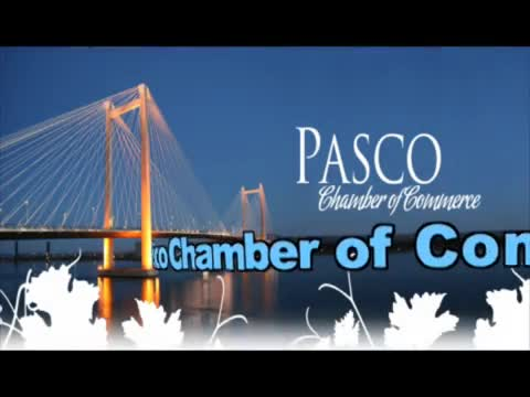 Pasco Chamber of Commerce Luncheon, October 13, 2014
