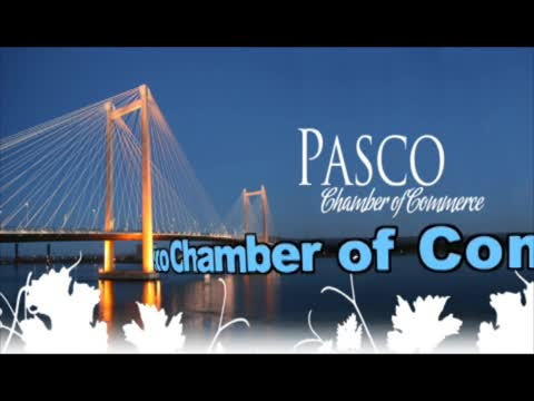 Pasco Chamber of Commerce Luncheon, December 8, 2014