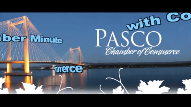 Pasco Chamber of Commerce Minute, April 2016