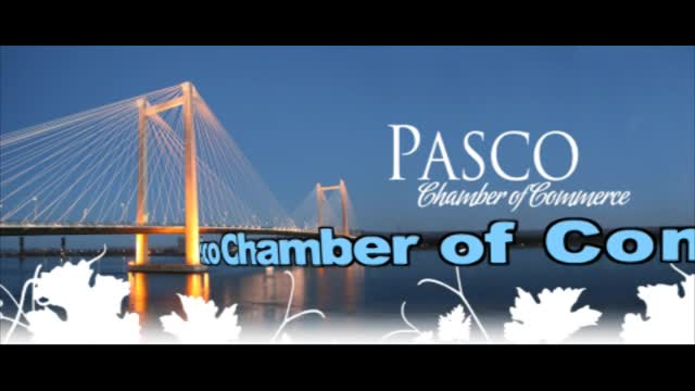 Pasco Chamber of Commerce Luncheon, July 11, 2016
