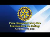 Pasco-Kennewick Rotary Club with Representative Doc Hastings, 11/27/13